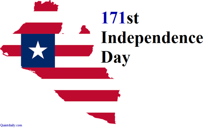 Liberia Independence 2018 Images Wishes Whatsapp Status