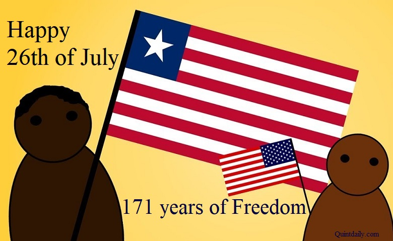 Liberia Independence 2018 Images