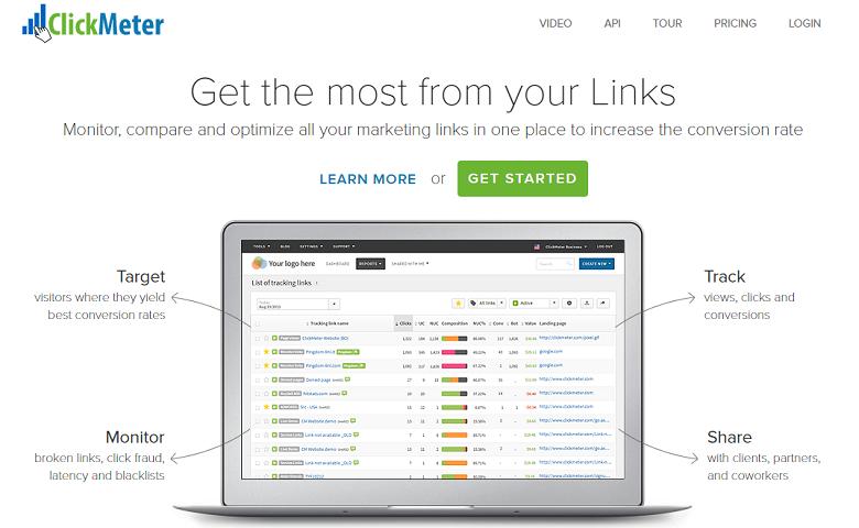ClickMeter - Clickmagick Alternatives