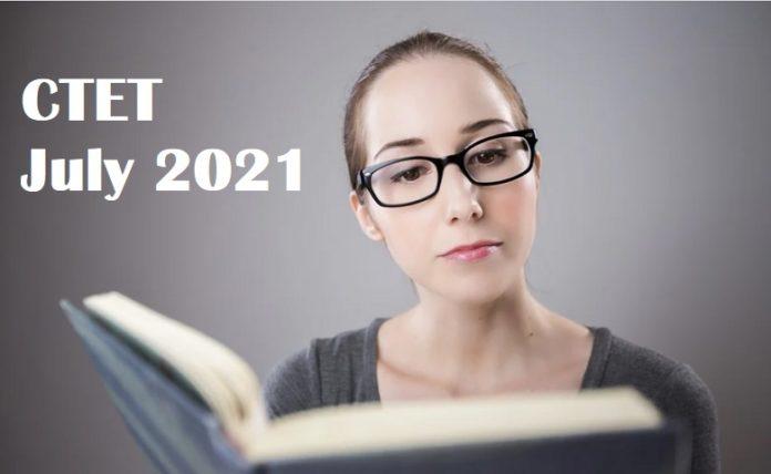 CTET July 2021