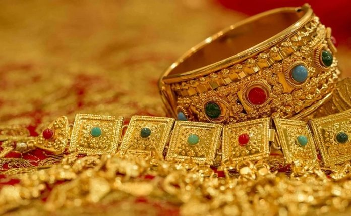 Gold price India today