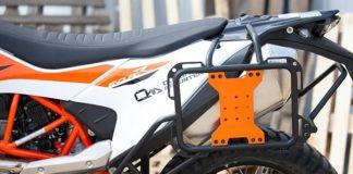 Motorcycle Carry Racks