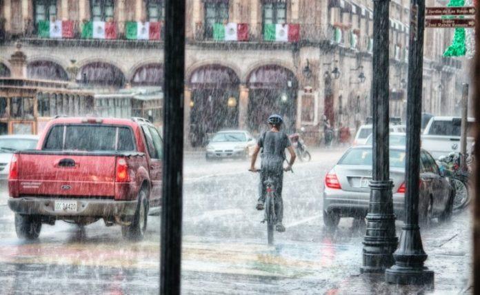 Rain and flooding