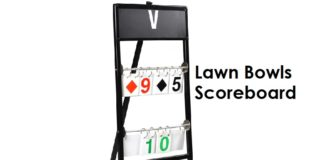 Lawn Bowls Scoreboard
